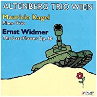 Kagel/Piano Trio in 3 Mvts