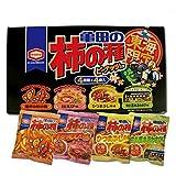 【東海限定】亀田のお土産柿の種 240g(4種類×4袋)