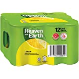 Heaven and Earth Lemon Tea, 300ml (Pack of 12)