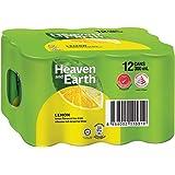 Heaven and Earth Lemon Tea, 12 x 300ml