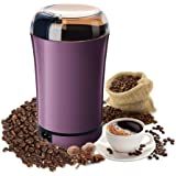 Coffee Grinder, Epzia Electric Coffee Bean Grinder with Stainless Steel Blade Fast Grinding for Coffee, Spices, Nut and Herb,