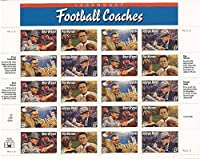 Legendary Football Coaches Sheet of Twenty 32 Cent Stamps Scott 3143 [並行輸入品]
