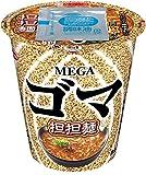 エースコック MEGAゴマ 担担麺 98g ×12個