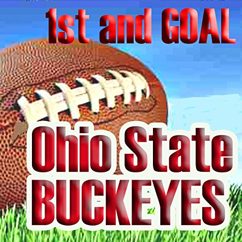 Ohio State Buckeyes 1ST and Goal