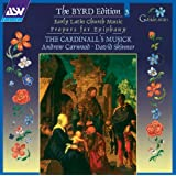 Byrd Edition Vol 3: Early Latin Church Music/Propers for Epiphany