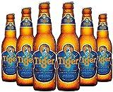タイガービール 瓶 330ml×6本