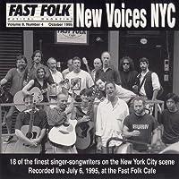 Vol. 8-Fast Folk Musical Magazine (4) New Voic