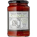 Kitchen & Love Puttanesca Pasta Sauce (Olive), 475g
