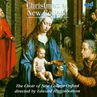 Christmas at New College by Conc Oxford/Higginbottom (1999-09-15)