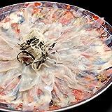 高級国産とらふぐ刺身10皿セット オーガニックサイバーストア