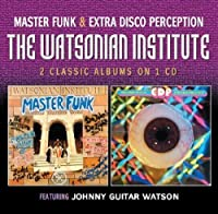 Master Funk / Extra Disco Perception by WATSONIAN INSTITUTE