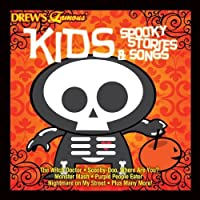 KID SCARY STORY SPOOKY SONG CD by The Hit Crew