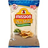 Mission Deli Style Tortilla Rounds Corn Chips, 500g
