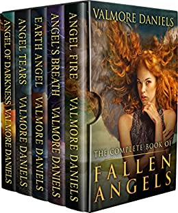 The Complete Book of Fallen Angels by [Daniels, Valmore]