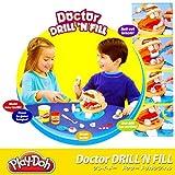 [プレイ・ドー]Play-Doh Doctor DRILL'N FILL/ドクタードリルンフィル 並行輸入品