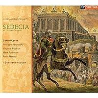 Scarlatti: Sedecia, re di Gerusalemme