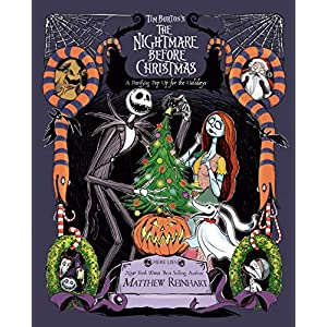 Tim Burton's The Nightmare Before Christmas Pop-Up: A Petrifying Pop-Up for the Holidays (Petrifying Pop Up)