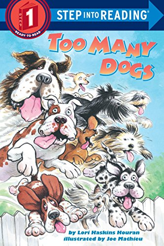 Too Many Dogs (Step into Reading)の詳細を見る