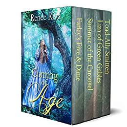Coming of age: Four stories of young life and adventure by [Riva, Renee]