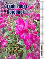 Graph Paper Notebook: (14), Quad Ruled, Grid Paper, 100 Pages (Large, 8.5 x 11)