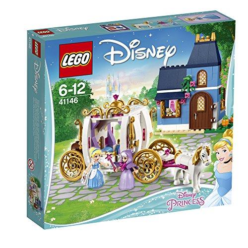 """レゴ(LEGO)ディズニー シンデレラ""""12時までのまほう"""
