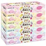 エリエール 香織る+ 280枚(140組) 5箱パック ふわふわフローラルの香り