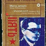ショスタコーヴィチ:交響曲第5番、室内交響曲