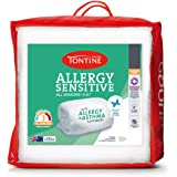 Tontine T7840 All Seasons Allergy Sensitive Quilt, Queen