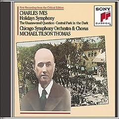 マイケル・ティルソン・トーマス指揮/シカゴ交響楽団 アイヴズ:交響曲《ニュー・イングランドの休日》他の商品写真