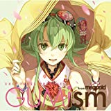 EXIT TUNES PRESENTS GUMism from Megpoid(Vocaloid)ジャケットイラストレーター左