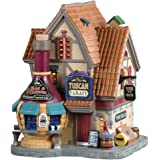 Lemax 05649 The Tuscan Carafe Village Building, Multicolored