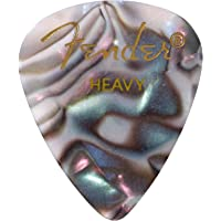 Fender フェンダー ピック PICKPACK ABALONE HVY