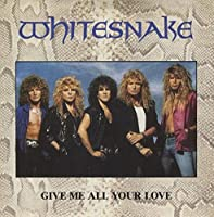 Give me all your love (1987) / Vinyl single [Vinyl-Single 7'']