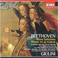 Missa Solemnis in D Op 123 / Mass in C Op 86