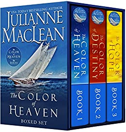 The Color of Heaven Series Boxed Set: (Books 1-3) by [MacLean, Julianne]