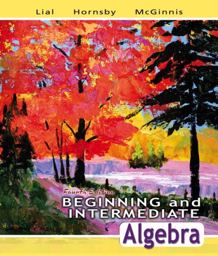 Download Beginning and Intermediate Algebra Value Pack (includes MyMathLab/MyStatLab Student Access Kit  & Pearson TI Rebate Coupon $15) 0321585380