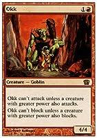 Magic: the Gathering - Okk - Eighth Edition - Foil
