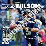 Seattle Seahawks Russell Wilson 2019 Calendar