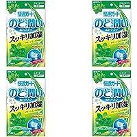 【まとめ買い】快適ガード のど潤いぬれマスク グリーンミントの香り レギュラーサイズ 3セット入【×4袋】