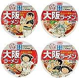 エースコック 産経新聞 大阪ラーメン あまから醤油 73g ×12個