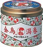 金鳥の渦巻 30巻 (缶) (防除用医薬部外品)