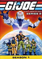 Gi Joe Real American Hero: Series 2 Season 1 [DVD] [Import]