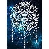 Diamond Painting Kit Full Drill, DIY Cross Stitch Crystal Mosaic Picture Artwork Home Wall Decor Pattern 30X40cm