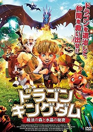 ドラゴン・キングダム 〜魔法の森と水晶の秘密〜 [DVD]