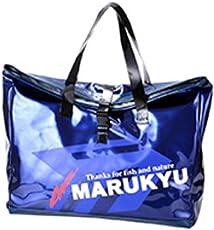 マルキュー(MARUKYU) フィッシングギア トートバッグIK-01 ネイビー.