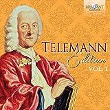 Telemann Edition, Vol. 1