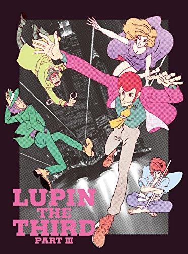 【Amazon.co.jp限定】ルパン三世 PARTIII Blu-ray BOX(オリジナルマグカップ)
