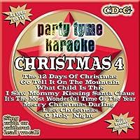 Party Tyme Karaoke: Christmas 4