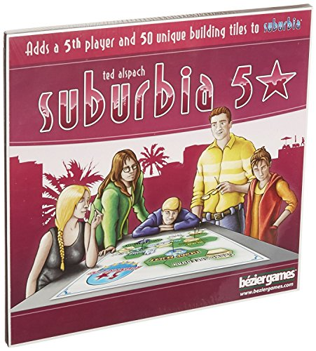 Suburbia 5 Star Board Game [並行輸入品]