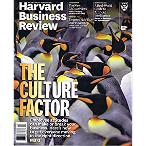 Harvard Business Review [US] January - February 2018 (単号)